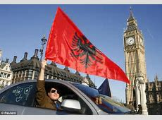 Britain vows to veto Albania joining the EU unless new