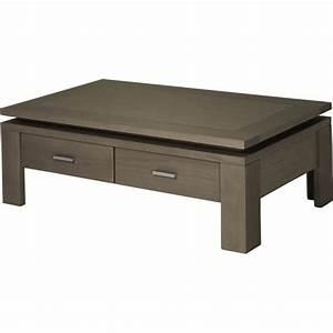 Table Basse Avec Tiroir : table basse design pas cher ikea le bois chez vous ~ Teatrodelosmanantiales.com Idées de Décoration