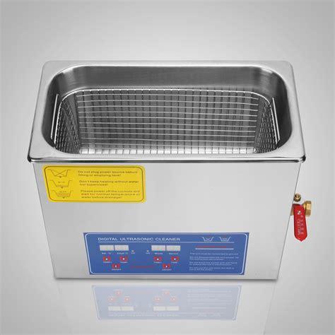 liter stainless steel digital ultrasonic cleaner