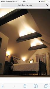 Lighting Ideas For Loft Ceilings The Exposed Rafter Beams Mean Greater Ceiling Height And