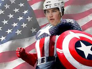 T.J. Oshie Insists U.S. Troops Are The Real Heroes Even As ...