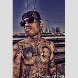 Kid Ink Neck Tattoos   500 x 750 jpeg 83kB