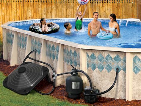 How To Install An Above Ground Pool Heater
