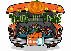 Trunk or Treat Halloween Night - First Christian Reformed ...