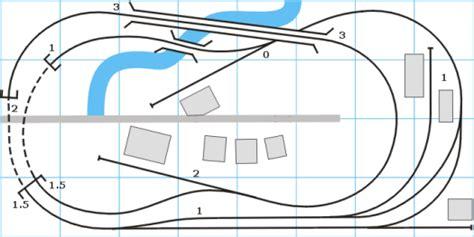 track plans ho design layout plans