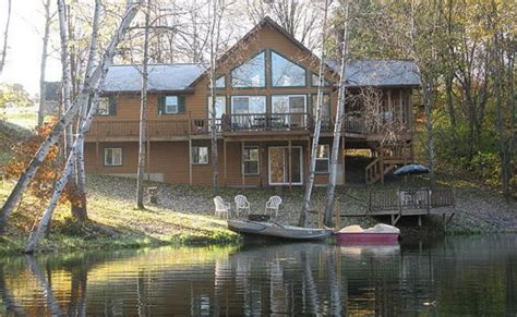 birch lake secluded getaway travel wisconsin
