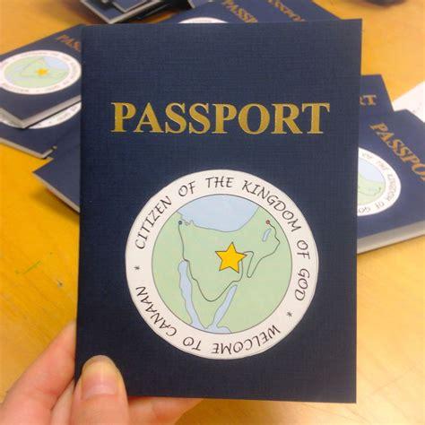 vbs passport citizen   kingdom  god