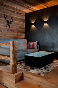 Decoration Interieur Chalet Bois : interieur chalet interieur chalet bois ~ Zukunftsfamilie.com Idées de Décoration