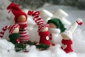 Basteln Mit Holz Weihnachten : weihnachtsbasteln winterliche dekoration ~ Whattoseeinmadrid.com Haus und Dekorationen