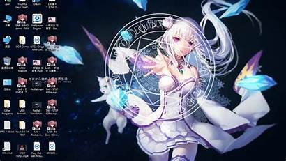 Zero Re Engine Emilia Animated