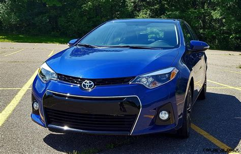 Toyota S by Road Test Review 2016 Toyota Corolla S 6mt By Carl