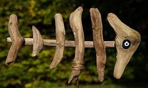 Fische Aus Holz : basteln mit treibholz treibholz ~ Buech-reservation.com Haus und Dekorationen