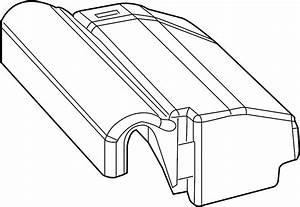2014 Volkswagen Jetta Fuse Box Cover  Liter  Engine