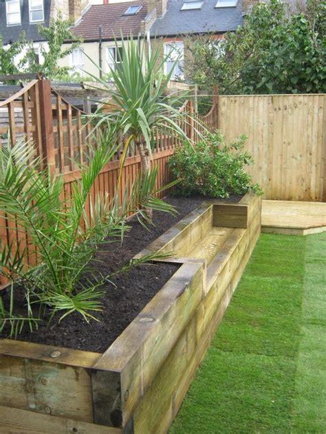 built  outdoor planter ideas diy projects  garden