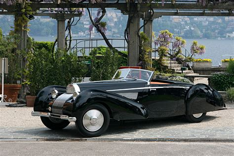 Bugatti Type 57C Voll & Ruhrbeck Cabriolet - Chassis ...