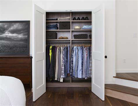 Wardrobe Closet For Small Spaces by Reach In Closets Designs Ideas By California Closets