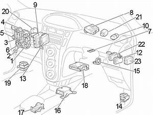 2009 Toyota Yaris Wiring Diagram Pdf    Eightstrings