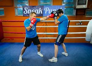 Boxing Jab - Coach Cornelius Carr - Learn Boxing Online