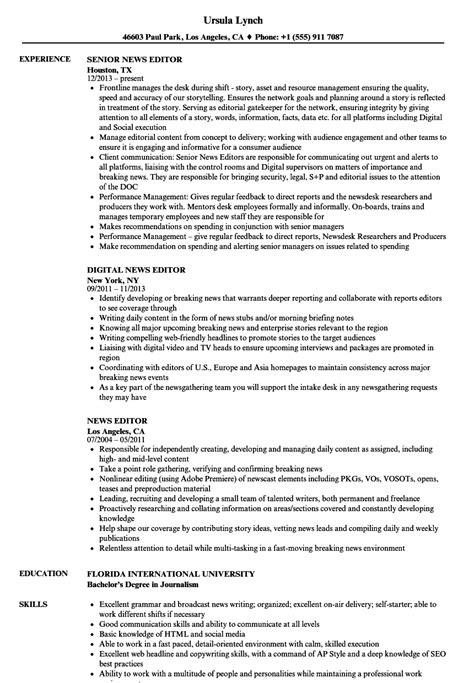 Resume Editor by 11 Sle Editor Resume Memo Heading