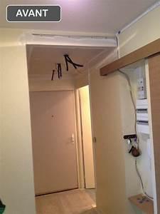 Installer Faux Plafond : installation de faux plafonds et de cloisons paris btp design ~ Melissatoandfro.com Idées de Décoration