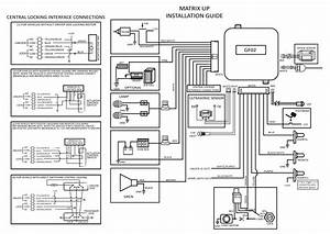 Hyundai Matrix Central Locking Wiring Diagram
