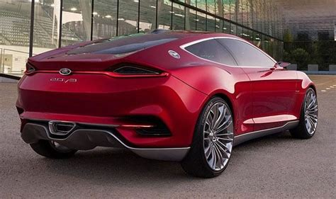 2019 Ford Thunderbird  Cars Review 2018 2019