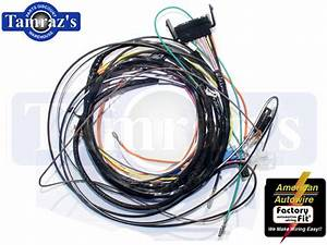 1968 Camaro Console Gauge Conversion Wiring Harness New