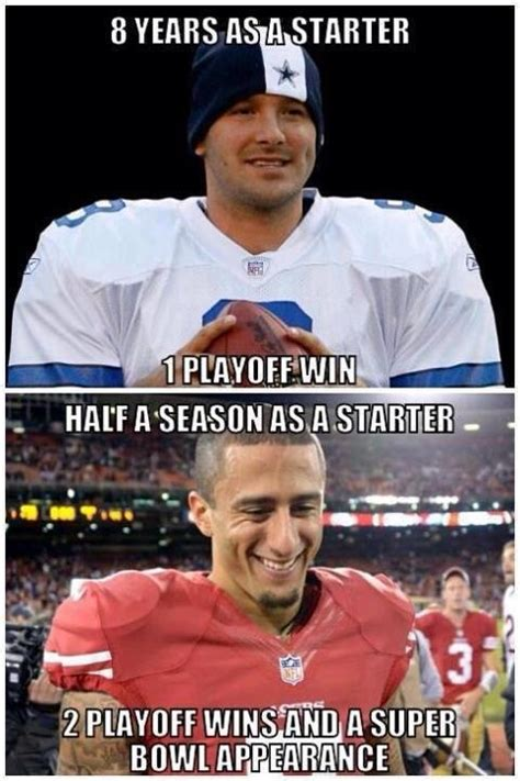 Anti 49ers Meme - something to be said about supporting casts 49er faithful sf 49ers pinterest to be nice