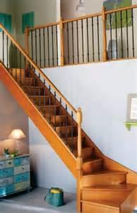 Escalier Lapeyre by Escalier Lapeyre En Bois Quart Tournant Photo 6 15