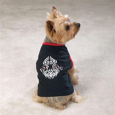 casual canine top dog attitude tees black kooldawgtees