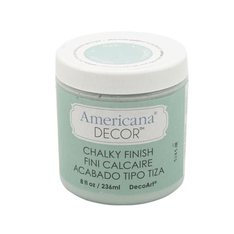 Americana Decor Chalky Finish Paint Uk by Americana Decor Chalky Finish Paint 8oz 240ml