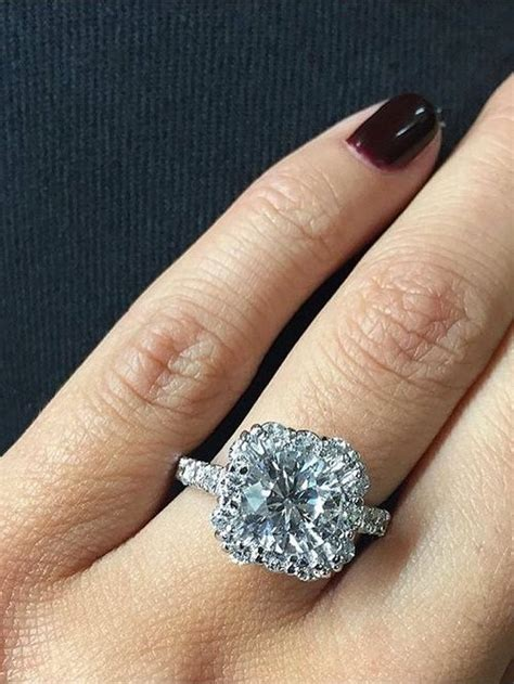 40 unique engagement rings from jean jewelers deer pearl flowers