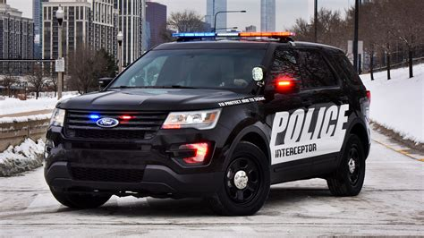 ford police interceptor utility wallpapers  hd