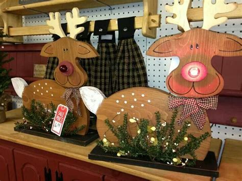 reindeer craft to sell 1908 best images about chunks of wood decor 2x4 s scrap wood ect on fall wood