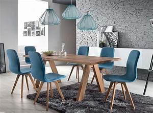 Stuhl Eiche Massiv : schalenstuhl stuhl esszimmer modern blau eiche massiv hellblau samtig kaufen bei saku system ~ Orissabook.com Haus und Dekorationen