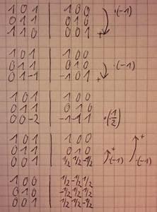 Einheitsmatrix Berechnen : elementare berechnung der inversen durch elementare zeilenoperationen bsp 0 i i 0 ~ Themetempest.com Abrechnung