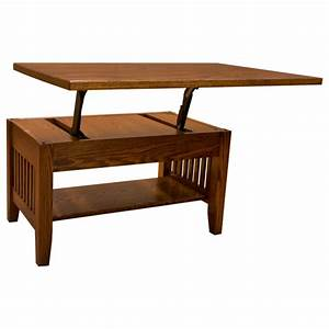 36quot amish mission lift top coffee table lfaw04142pmc0 With amish lift top coffee table