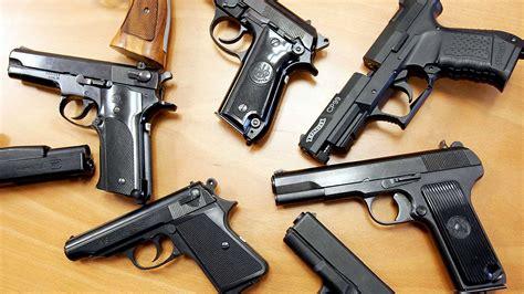 bid uk gun amnesty bid to get weapons streets the