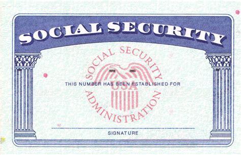 social security template social security card template cyberuse