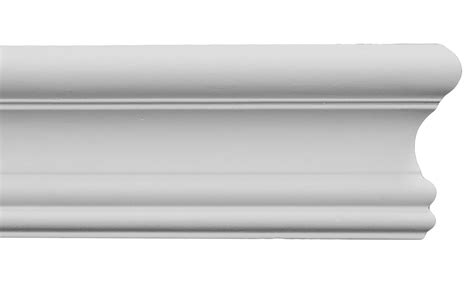 flat molding chair rail molding fm 5505 udecor