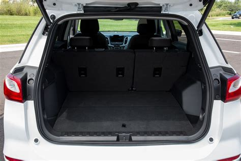 chevrolet equinox real world cargo space news