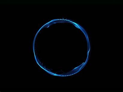 Circle Sci Fi Dribbble Background Backgrounds Iphone