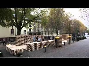 Gartenhaus Aus Paletten : haus aus paletten msa m nster annual 2010 youtube ~ A.2002-acura-tl-radio.info Haus und Dekorationen