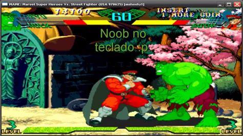 Marvel Super Heroes Vs Street Fighter Pc Link Download
