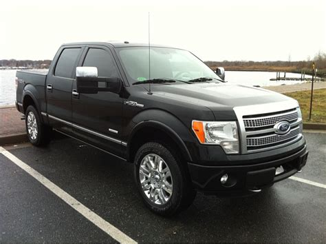 platinum tow mirrors  wheels trade  sale ford