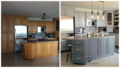 ideas   update oak wood cabinets
