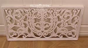 Holz Ornament Wand : holz deko ornament bild wanddekoration barock rokoko art deco shabby chic stil ebay ~ Whattoseeinmadrid.com Haus und Dekorationen