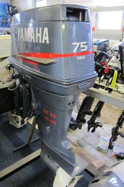 Small Yamaha Outboard Motors For Sale by Yamaha E75bmhdl Outboard Sale 75hp 2 Stroke Yamaha
