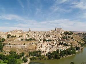 Visitare Toledo e i mulini a vento della Mancia Vita in Camper