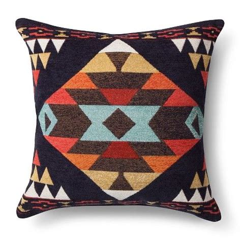 Target Bedroom Throw Pillows by Threshold Blue Southwest Throw Pillow Home In 2018